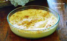 Receitas de pecados no prato: Mousse de leite creme #mousse