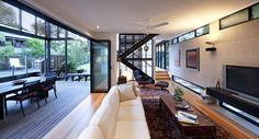 Marcus Beach House by Bark Design Architects | HomeDSGN