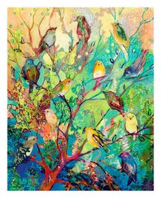 Bee Element Canvas Artwork 24 x 18 Global Gallery Courtney Prahl