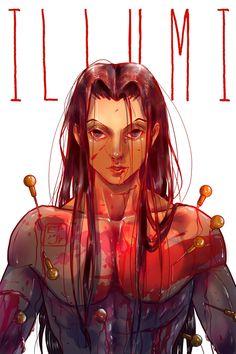 Illumi Zoldyck    ~Hunter X Hunter