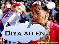 I'm leaving = Diya ad en