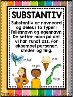 Browse educational resources created by Malimo - norsk undervisningsmateriell in the official Teachers Pay Teachers store. Swedish Language, Danish Language, Norway Language, Weather Words, School Subjects, Too Cool For School, Teaching Tips, Teacher Pay Teachers, In Kindergarten