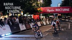 RAPHA NOCTURNE London 2017