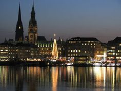 Loty do Hamburga
