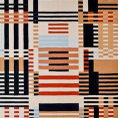 Wall hanging: Anni Albers