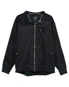North Face Ruko Jacket Mens Style   AS1P Mens Rain Gear AS1P-001 BLACK SZ 42f680568