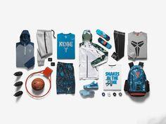 Kobe Xs w/ apparel
