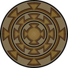 Wayuu Mochila bottom Mochila Crochet, Tapestry Crochet Patterns, Foto Transfer, Tapestry Bag, Filet Crochet, Knit Crochet, Crochet Purses, Knitted Bags, Knitting Charts