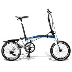 Get2Get Chedech Carbon Folding Bike Blue #Get2Get