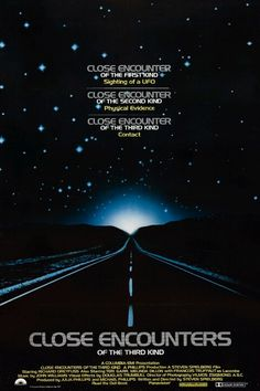 1977 - Encuentros en la tercera fase (Close Encounters of the Third Kind) - Steven Spielberg