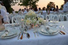 Winner at 2013 Diner en Blanc Niagara on the Lake.