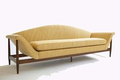 Gondola Sofa Danish Modern | From a unique collection of antique and modern sofas at https://www.1stdibs.com/furniture/seating/sofas/