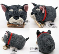 Preview: Jock Tsum Tsum (from Lady and the Tramp)
