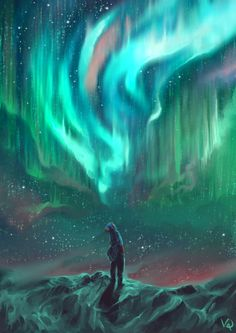 Animated gif discovered by María José. Find images and videos about gif, animated and aurora boreal on We Heart It - the app to get lost in what you love. Maria Jose, Claude Monet, Gifs, Fantasy Images, Fantasy Art, Beau Gif, A State Of Trance, Gif Animé, Anime Scenery