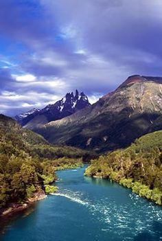 Futaleufu RIver, Chile