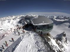 Webcam Pitztaler Gletscher : Livecam Tirol