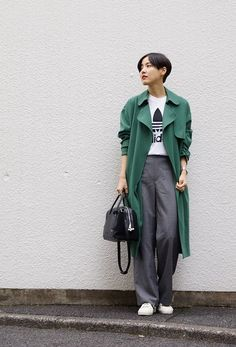 color trench