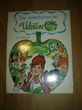 Les aventures de Valentine - Pomme Verte - Nidasio - MCL 1974