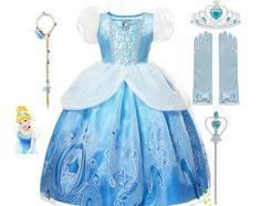 Princess Costume Pink Princess Tutu Dress Cinderella Dress   Etsy Princess Dress Up Clothes, Princess Ball Gowns, Dress Up Outfits, Spring Outfits, Princess Tutu, Princess Birthday, Cinderella Costume, Cinderella Dresses, Blue Costumes