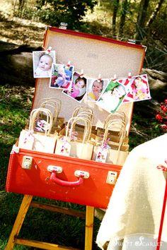 Little Red Riding Hood Woodland Party with So Many Really Cute Ideas via Kara's Party Ideas | KarasPartyIdeas.com #BigBadWolf #Party #Ideas ...