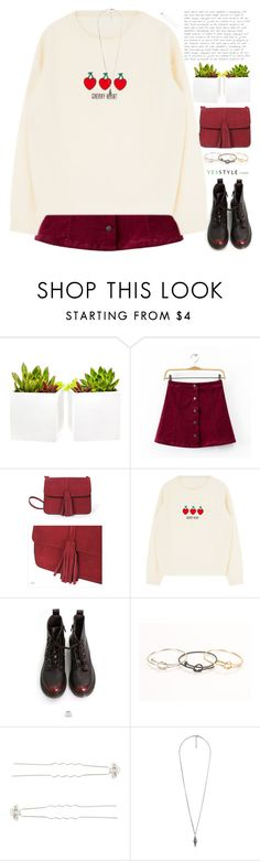 """""""little late but happy thanksgiving"""" by alienbabs ❤ liked on Polyvore featuring Shop Succulents, BBORAM, Goroke, Jenny Packham and Forever 21"""