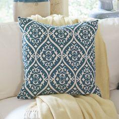 Birch Lane Daisy Pillow Cover