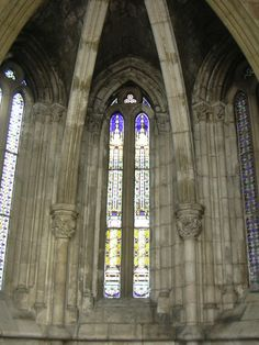 vitral da Sé catedral de Lisboa