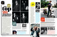 Great magazine spread
