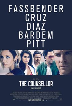 The counsellor- brilliant. Bardem is brilliant in this (as always!)