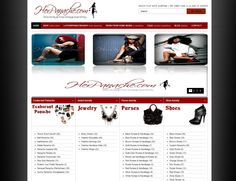 HerPanache.com: Your #1 on-line fashion, personal shopping boutique for the greatest selection of shoes, purses, fashion jewelry, custom shoes, sunglasses, belts, apparel (women and men), pantyhose and more!! It's a #herpanachedotcom thing!!