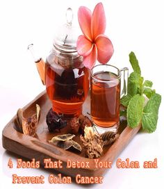 4 Foods That Detox your Colon and Prevent Colon Cancer