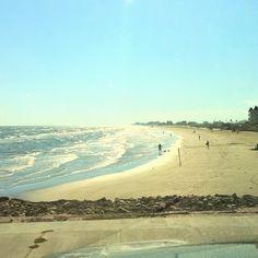 Galveston Beach, TX