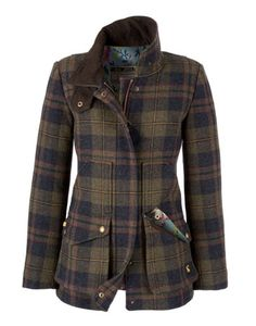 FIELDCOAT Womens Tweed Jacket. Oh hay grrrl!