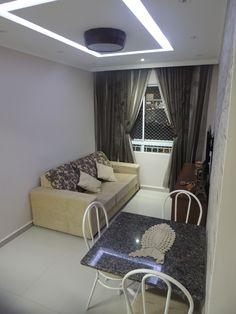 Sala -  Projeto: Sergio R. Pereira Designer de Interiores Fone: (11) 95475-7897 projeto@sergiorpereira.com.br