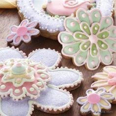 "stinni: ""(via Yummy Easter Sugar Cookies - Sandra Espinet Blog) """