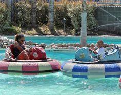 Funtasticks Family Fun Park Bumper Boats | It's a blast! | Tucson | Arizona | Things To Do|