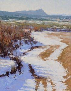 Winter Pattern - Lorenzo Chavez