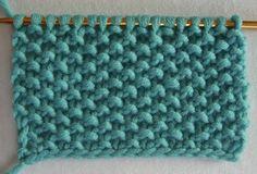 Lehrgang Knooking: Mustersammlung | Schachenmayr.com Diy Crochet Stitches, Crochet Designs, Crochet Toys, Free Crochet, Knit Crochet, Knooking Tutorial, Knitting Projects, Knitting Patterns, Weaving