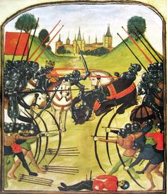 MS Ghent - Battle of Tewkesbury - Wars of the Roses