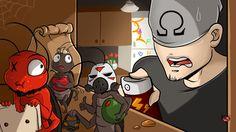 Cartoonz, Bryce, H2O Delirious, Ohmwrecker
