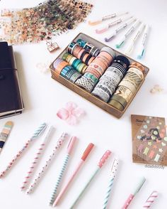 I just love pretty things like this! #Stationary for life.