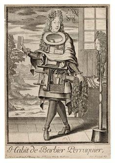 Nicolas de Larmessin  Barber