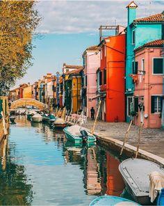 Burano, Vêneto, Itália