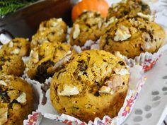 kudy-kam...: Dýňové muffiny s ořechy a čokoládou