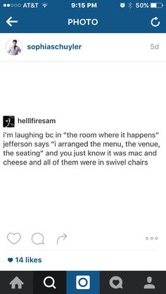 YOU DONT UNDERSTAND MAC AND CHEESE WAS FANCY THEN HE ACTUALLY SERVED MAC AND CHEESE AT MOST OF HIS FANCY PROFESIONAL MEALS