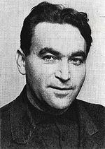 Rudolf Rudi Vrba (11 September 1924 – 27 March 2006) was a professor of pharmacology at the University of British Columbia and Holocaust survivor. Originally from Slovakia, he is known for his escape, at the age of 19, from the Auschwitz concentration camp in German-occupied Poland during the Second World War, and for having provided some of the earliest and most detailed information about the mass murder that was taking place there.[
