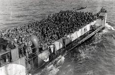 Dia D - Desembarque a Normandia - França Segunda Guerra mundial