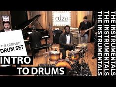 The Fundamentals of Jazz & Rock Drumming Explained in Five Creative Minutes