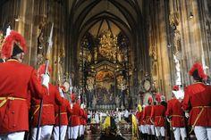 Begräbnis Otto von Habsburg Stephansdom -