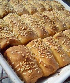 Greek Recipes, Pie Recipes, Hot Dog Buns, Tart, Bread, Cooking, Food, Nordstrom, Greek